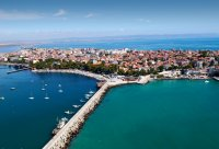 Rent a car Varna - Boating to Pomorie, Sozopol, Primorsko and Kiten