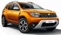 Car rental Dacia Duster automat 2018