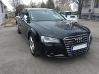 Car rental AUDI A8 AUTOMATIC