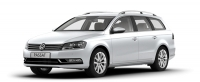 Car rental VW Passat automatic