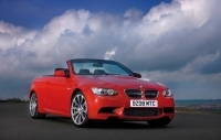 Car rental BMW 320 cabrio