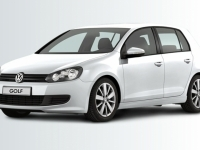 Car rental Volkswagen Golf VI AUTOMATIC