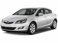 Car rental Opel Astra