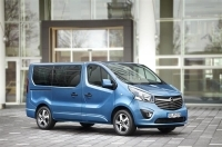 Car rental Opel Vivaro 2019