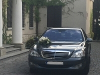 Car rental Mercedes S320 airmatic 4matic
