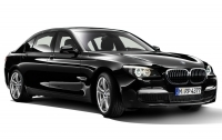 Car rental BMW 730 automatic 4x4
