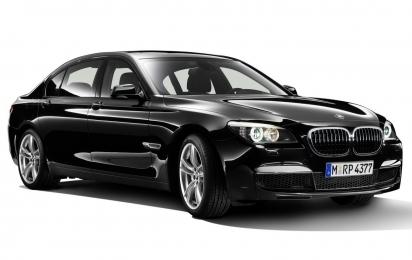 BMW 730 automatic 4x4