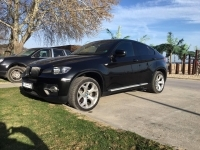 Прокат автомобилей BMW X6 М - АВТОМАТ 4x4