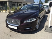 Car rental Jaguar XJ Automatic