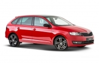 Car rental Skoda RAPID AUTOMATIC